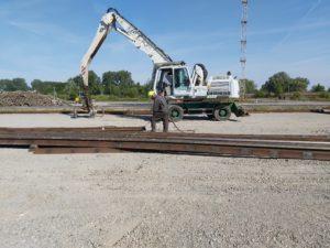 Découpe rails SNCF